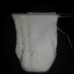 Second sock is coming along!